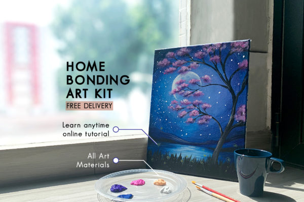 Art-kit-announcement-oct-2020-cmco-home-bonding-art-kit-paint-at-home-acrylic-online-class