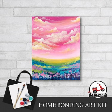happy-field-home-bonding-art-kit-paint-at-home-learn-drawing-online-kl-malaysia