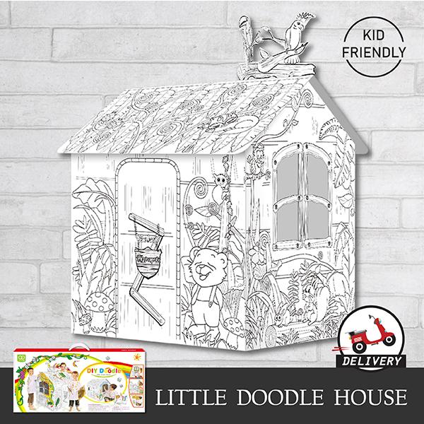 Little Doodle House