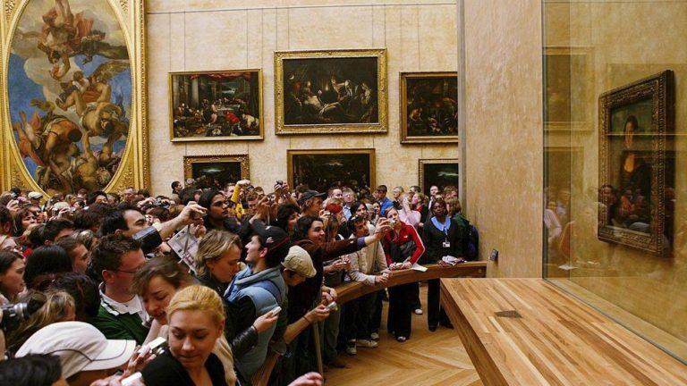 The Mysterious Mona Lisa