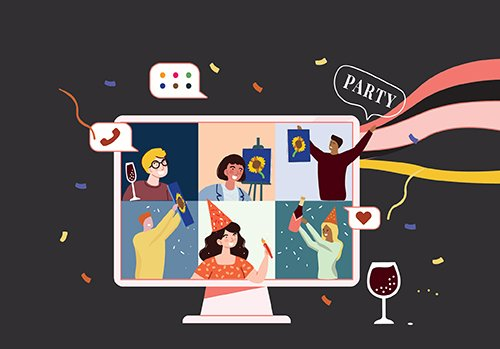 Tips to Host Interesting Virtual Corporate Team Events